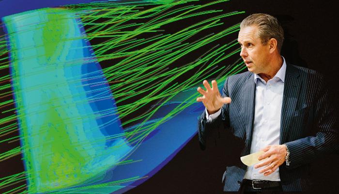 Forskning inom virtuell utveckling stärker den svenska industrin