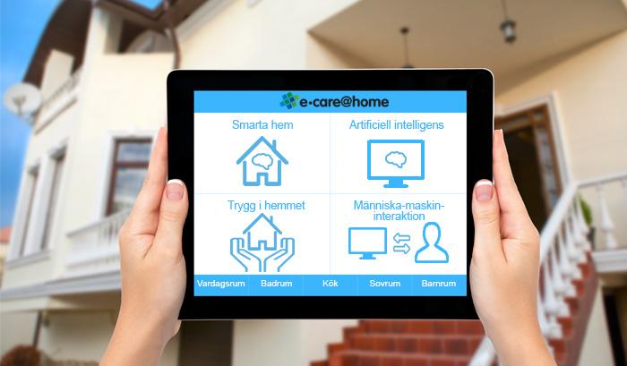 Sensorer i hemmet skapar trygghet